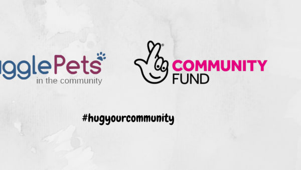 HugglePetsCIC Awarded National Lottery Community Fund