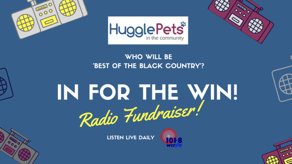In for the WIN! Radio Fundraiser