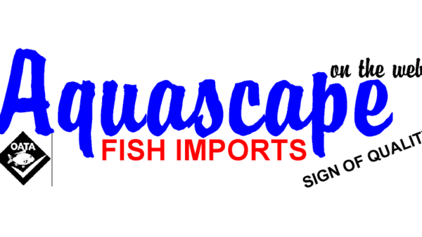 Aquascape Fish Imports Ltd